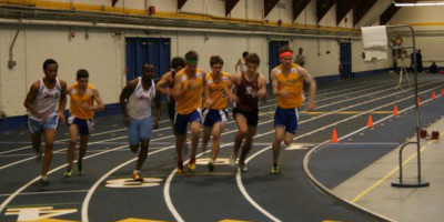 Tyler Mayforth Delaware Indoor Track