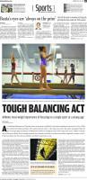 """""""Tough Balancing Act"""""""