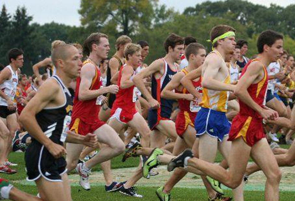 Tyler Mayforth Griak Invitational