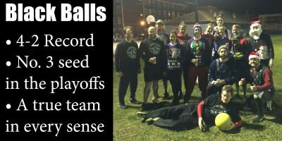 Tyler Mayforth Kickball Black Balls