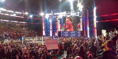 Monday Night Raw NOLA